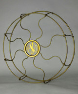 "Original 12"" MESCO Brass Cage"