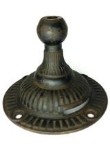 Original Emerson 1510 Ornate Cast Base