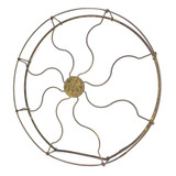 """Original 16"""" Parallel Ring Brass Guard/Cage"""