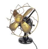 """1907 Western Electric Victor 12"""" Tank Motor Fan"""