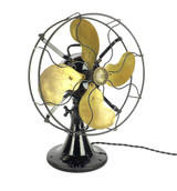"Circa 1920 Emerson Type 26646 12"" Desk Fan"