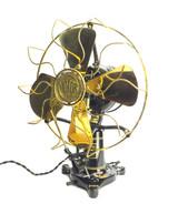 """Restored 12"""" Western Electric Victor Lollipop Oscillating Desk Fan"""
