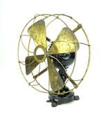 "Circa 1903 12"" Jandus Ball Motor AC"