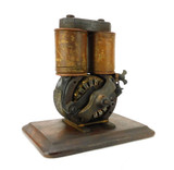 Circa 1898 C&C Bipolar Utility Motor 14 Volts