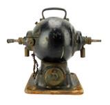 1910 Emerson 110 Volt DC 1/10th HP Ball Buffer Motor