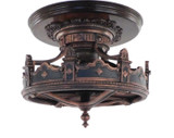 Circa 1927 32v DC Safety Car Ceiling Fan Restored