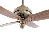 Circa 1902 Robbins and Myers Model E Ceiling Fan