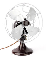 "Circa 1935 Barber Coleman Company 6"" Bakelite Desk Fan"