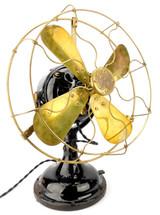 "Circa 1910 GE BMY 12"" Second Variant Desk Fan"
