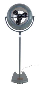Incredible Original 1947 Vornado Pedestal Model 12P1 3 Speed Fan