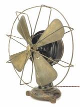 Circa 1898 Pre Behrens Interior Conduit AEG Desk Fan