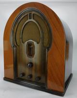 Philco Model 16 11 Tube Cathedral Radio