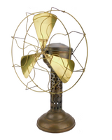 """Circa 1914 """"The Thermo Fan"""" By Thermo Engine Company Hot Air Fan"""