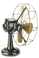 "Original Westinghouse 16"" Tank Motor Fan"