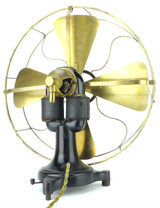 "Original 16"" Western Electric Bipolar Fan"
