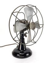 """8"""" Lindstrom Smith Breezer Fan"""