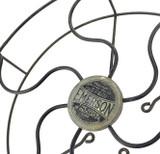 "Original Emerson 2250B 10"" Oscillator Guard/Cage with Badge"