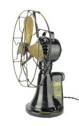 "12"" GE Coin Operated Fan"