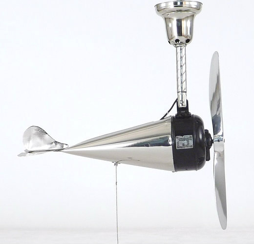 1930's Emerson Electric Airplane Ceiling Fan
