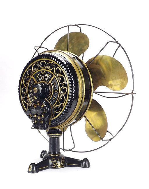 1898 Emerson Tripod Desk Fan Restored