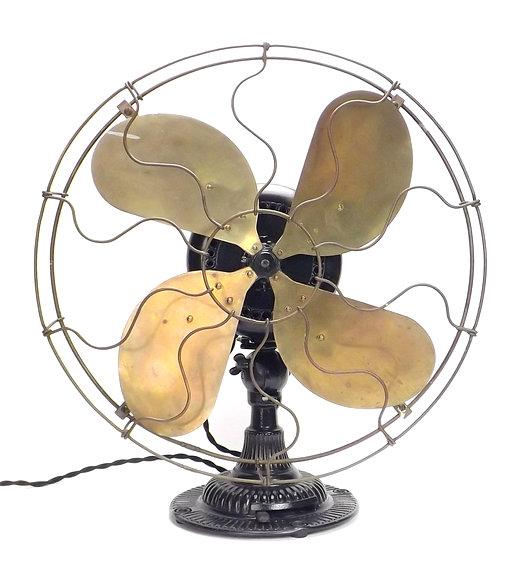 """1909 16"""" Emerson Type 2220 Fan"""