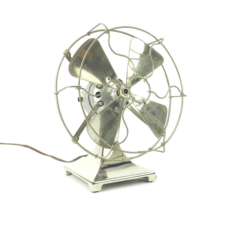 "1918 8"" Hamilton Beach Desk Fan"