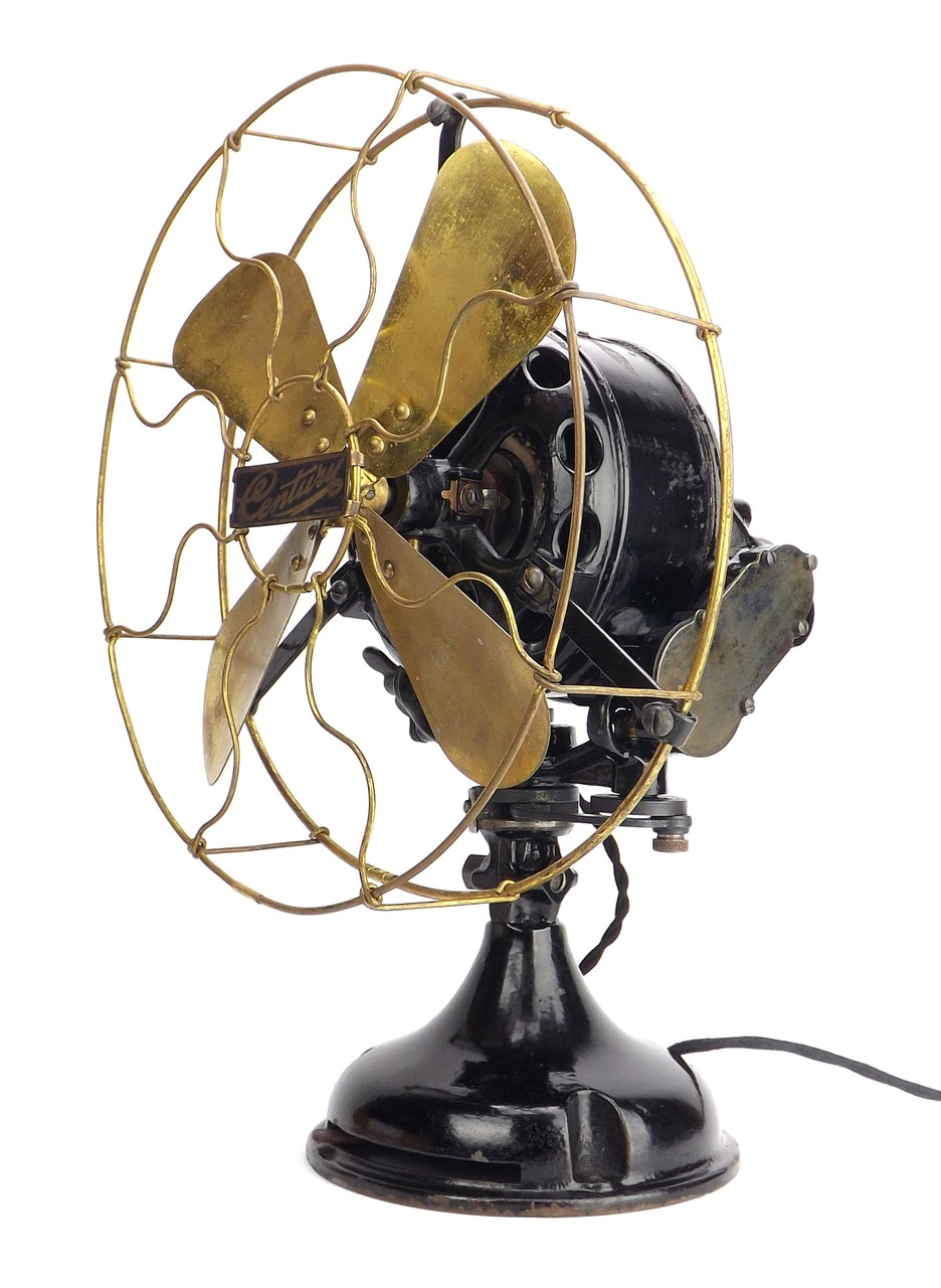 Rare Original Condition 1910 S4 Century Sidegear Oscillator