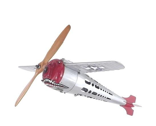Restored Warbird Fan O Plane Ceiling Fan