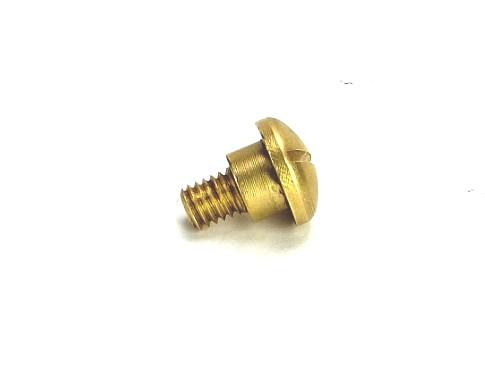 All Brass Shoulder Screw for Brass Bell Oscillator Arm to Wheel