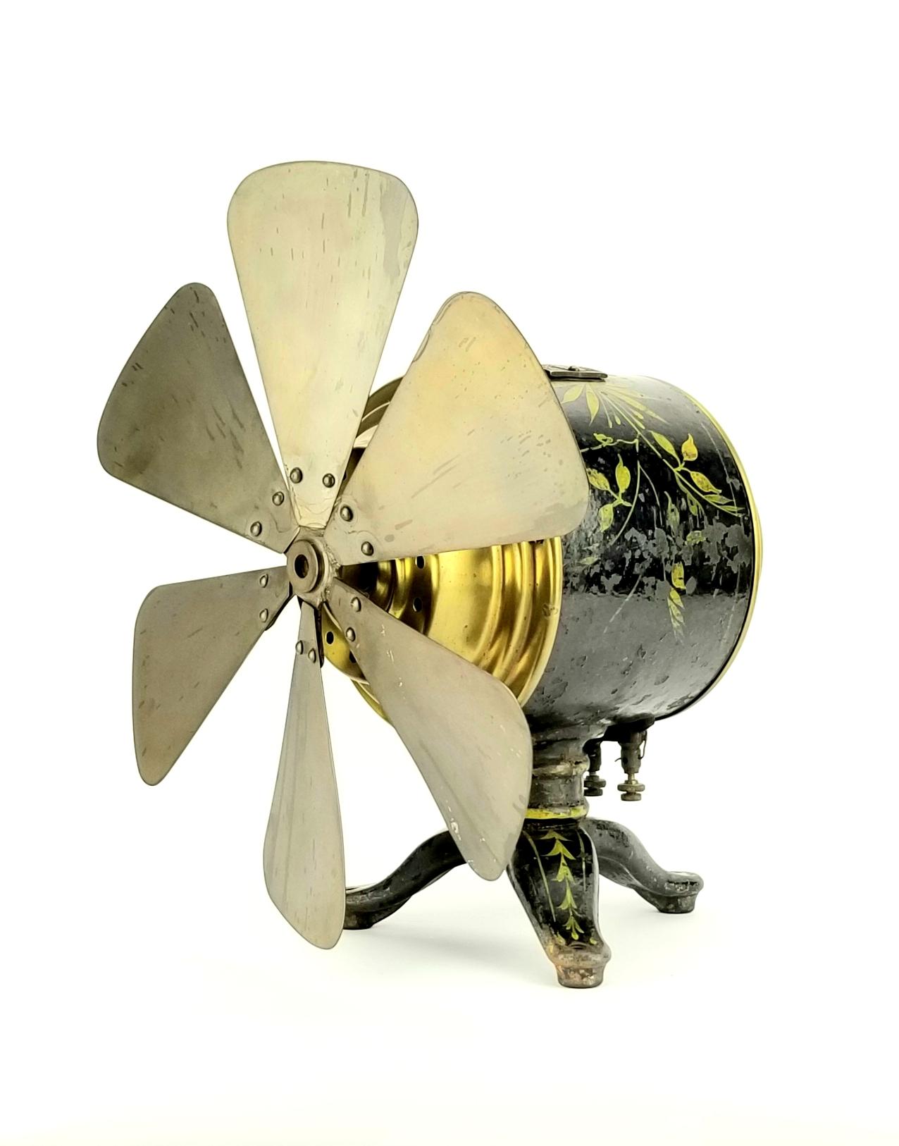 1888 Wagner Electric Desk Fan