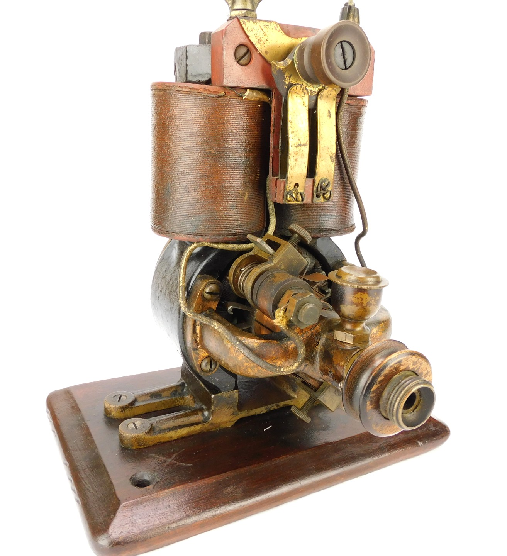 1887 C&C Electric Bipolar Utility Motor