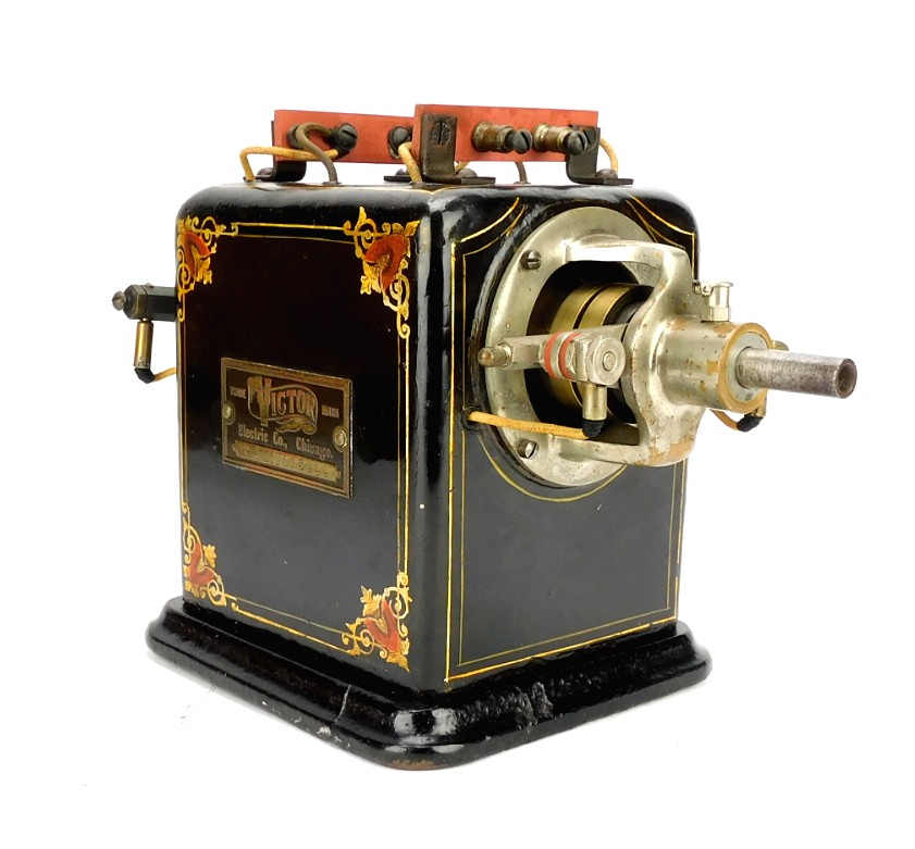 1900 Victor Iron Clad 1/6 HP Converter