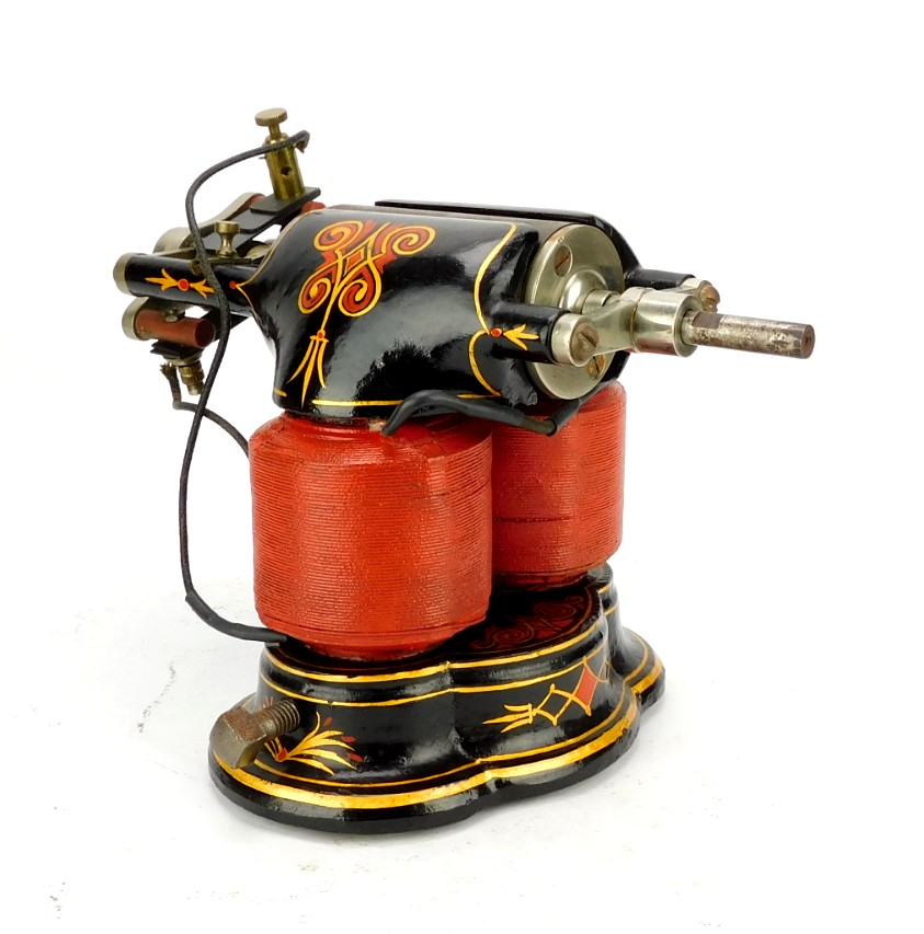 1890's Keystone Electric Bipolar Utility Motor