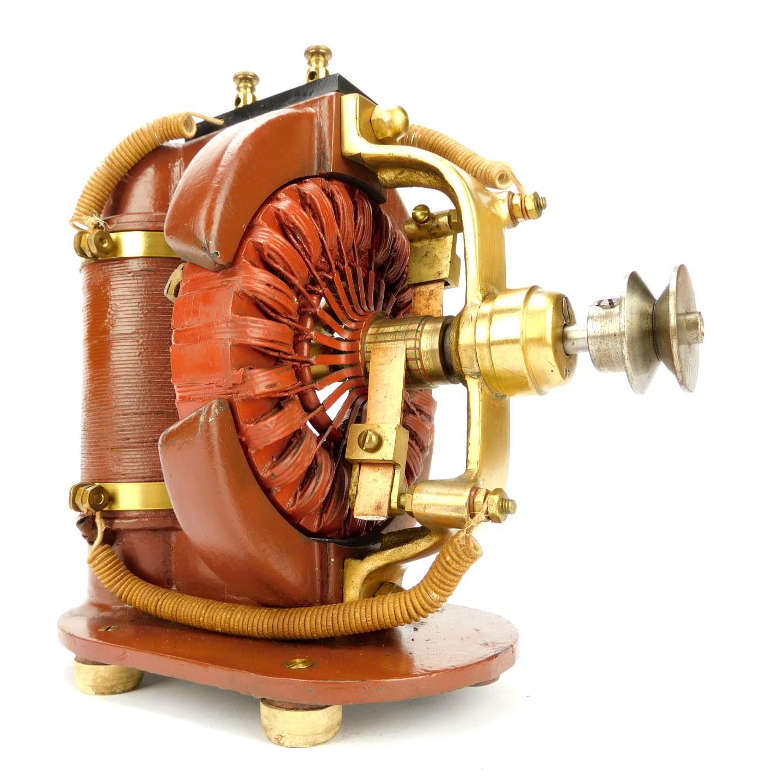 1900 Edison C Frame Brown Utility Motor Bipolar