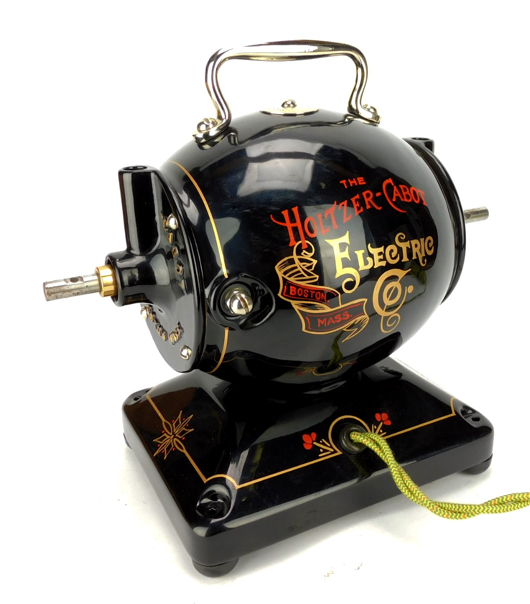 1915 Holtzer Cabot Utility Motor Restored