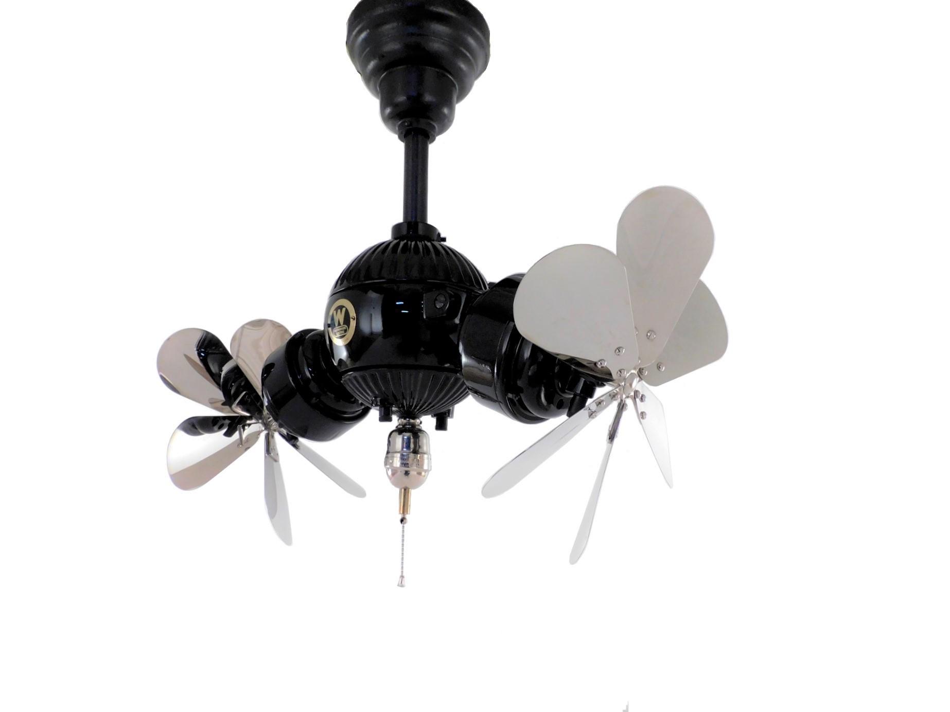 Beautiful Restored 1920 Westinghouse Gyro Ceiling Fan