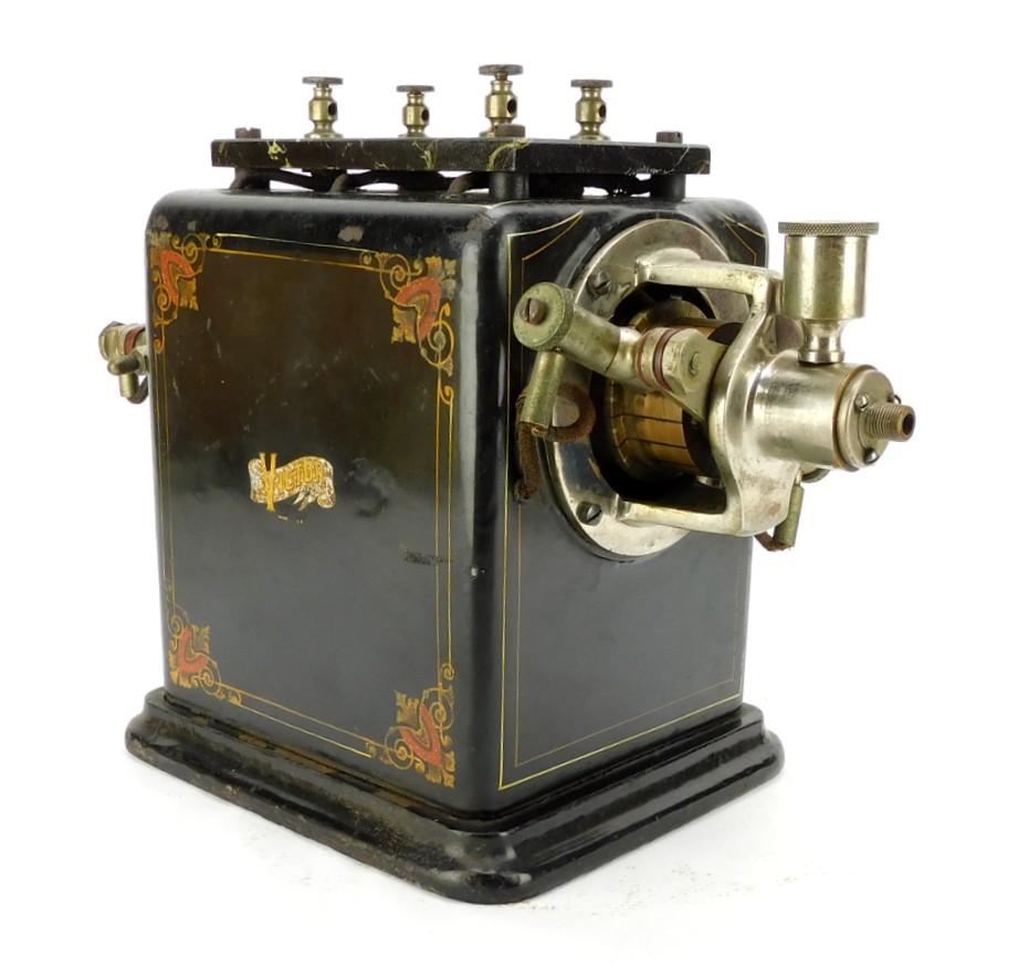 Circa 1890 Victor 1/6 HP Converter