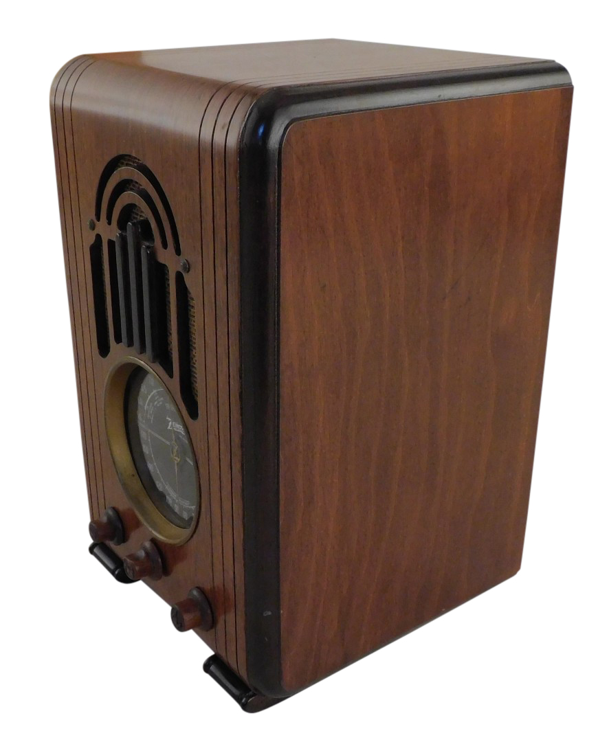 Beautifully Refurbished Zenith Model 5S228 Radio