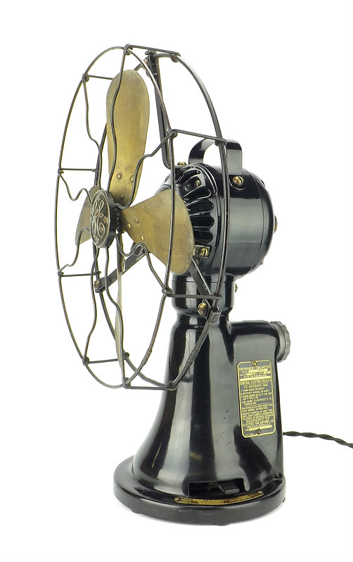 """12"""" GE Coin Operated Fan"""