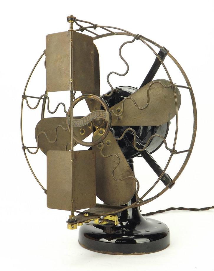 """Original 12"""" Westinghouse Vane Fan *Original Vane*"""