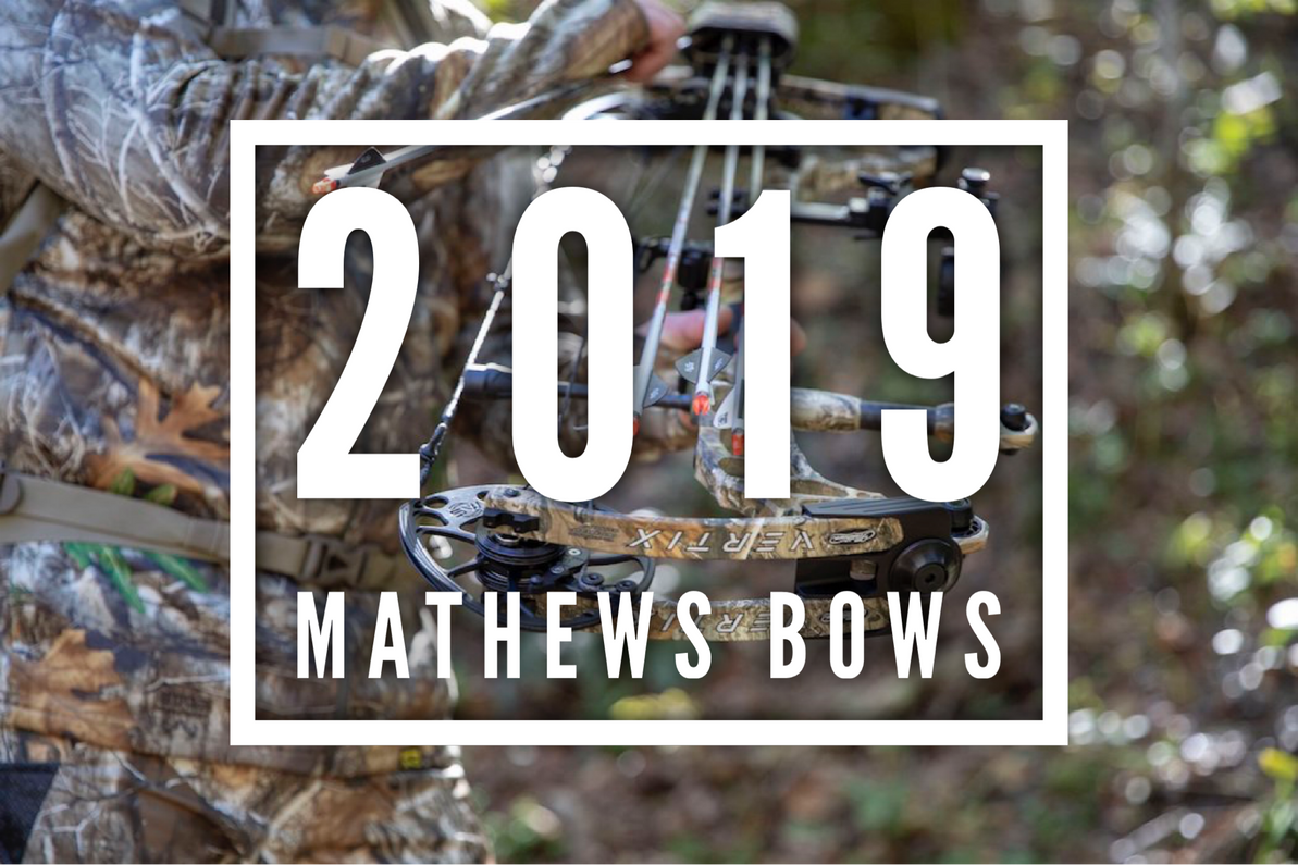 2019 Mathews Bows Vertix and Traverse - Archery Country