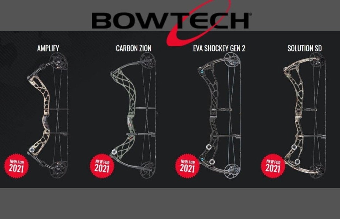 2021 Bowtech Archery New Bows