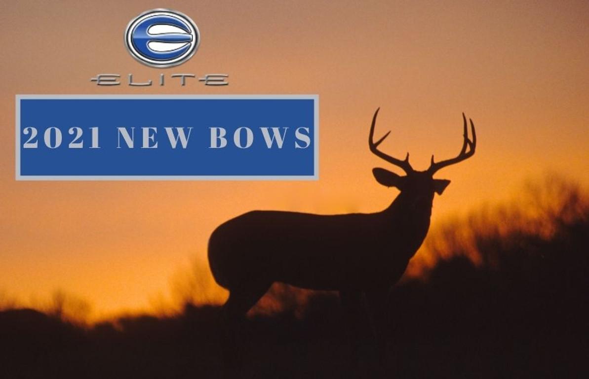 2021 New Elite Archery Bows