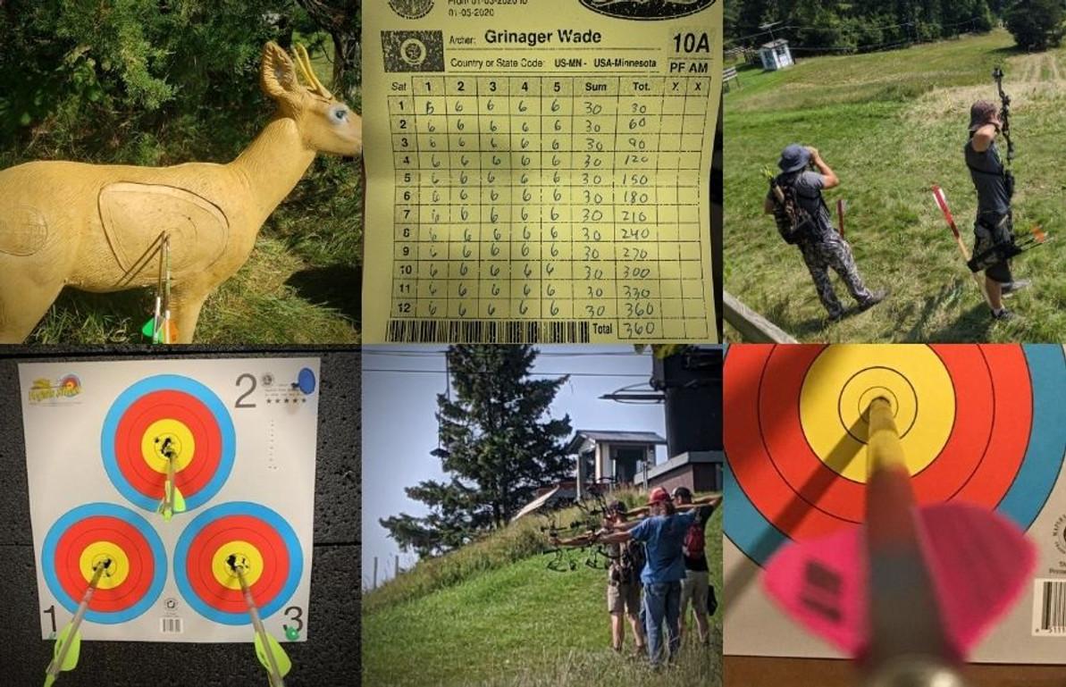 Episode 18: 3D Archery Leagues and Shoots