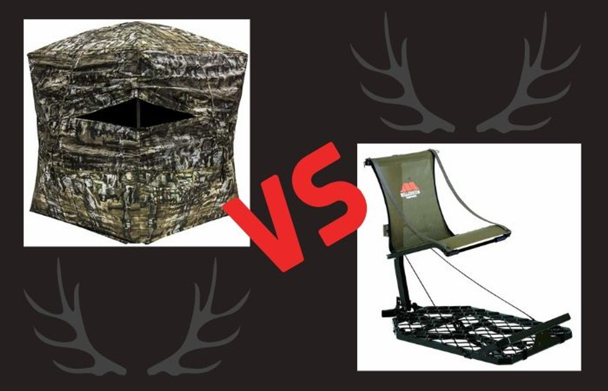 Ground Blind Versus Tree Stand For Bow Hunting
