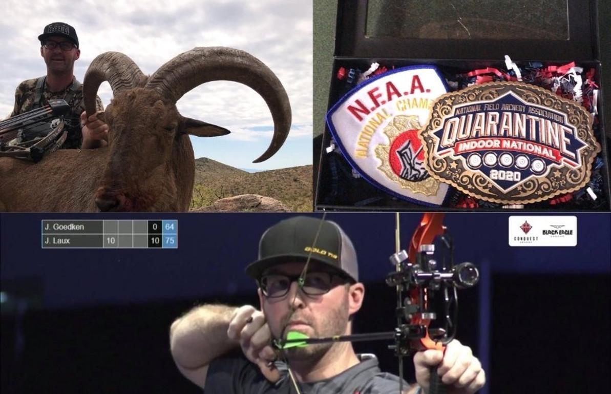 Episode 15: Target Archery with Jason Goedken
