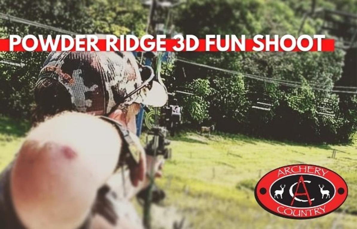 2021 Powder Ridge 3D Fun Shoot