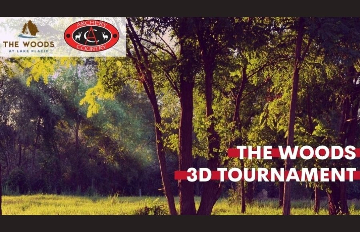 The Woods 3D Shoot 2021