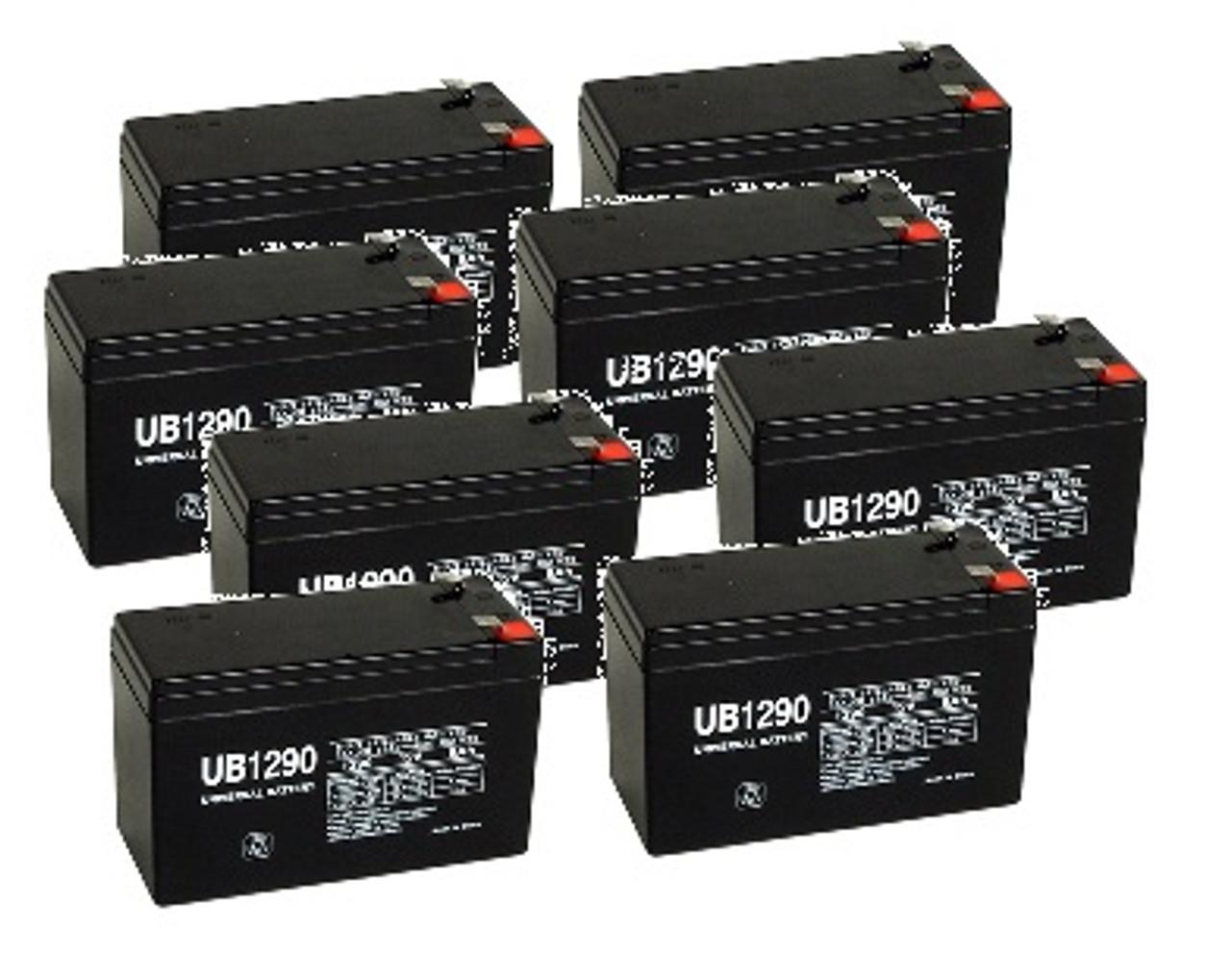 APC RBC105J Compatible Compatible Replacement Battery Kit