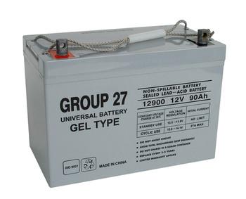 UB-27 Gel Battery